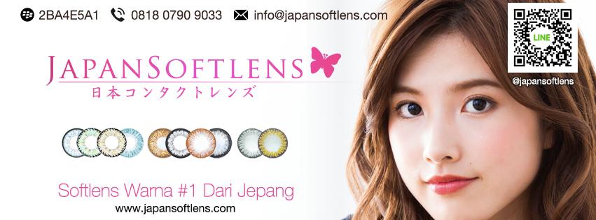 Softlens Jepang | Jual Softlens Murah Aneka Warna dan Softlens Murah Japan