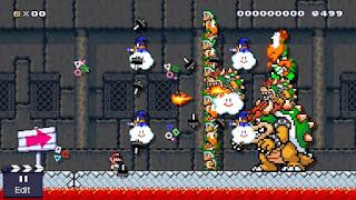 """Impresiones con Super Mario Maker: """"Hazte tu propio Mario"""""""