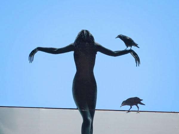 Special Salem season 2 crow billboard