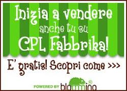Vendi le tue creazioni su CPL Fabbrika.