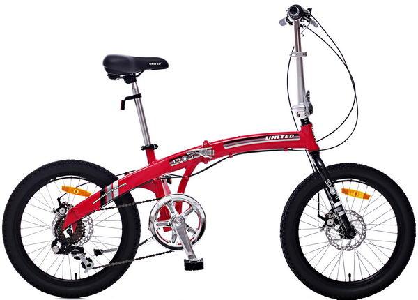 Sepeda Lipat United Bike