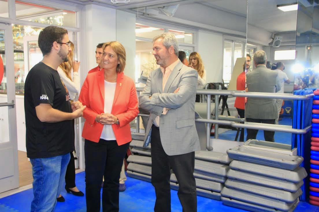Motril digital el gimnasio tropical health remodela sus for Gimnasio abierto