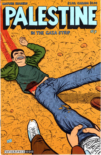 palestine by joe sacco a book Joe sacco brings a completely unique voice to journalism he lives with those most under fire in the unending conflicts in palestine and bosnia, describing events through meticulous, painstaking cartooning.