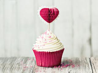 Regalos de San Valentín, Cupcakes
