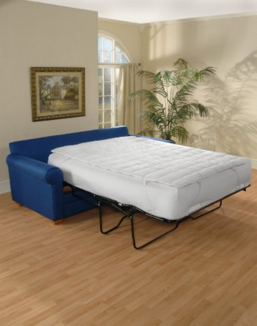sofa-bed mattress topper