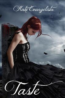 Cover Reveal: Taste by Kate Evangelista