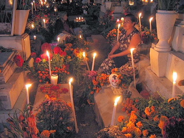 Day of the Dead Celebration - Bing images Celebration Of Death
