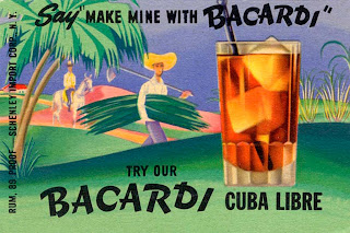 Cuba Libre Bacardi