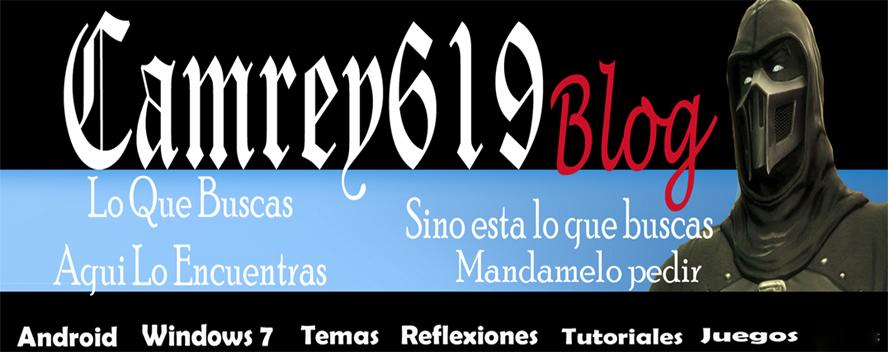 Camrey619 Oficial Blog