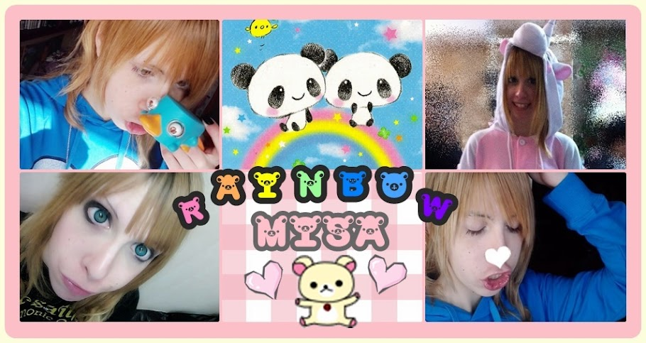 Rainbow Misa ♥