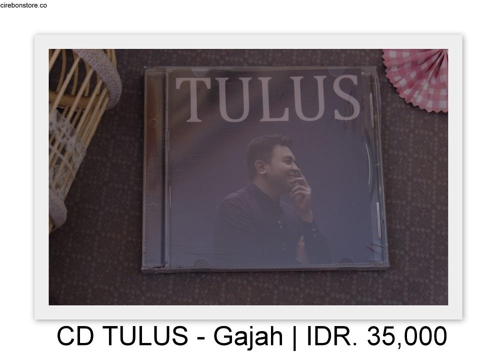 CD TULUS - GAJAH