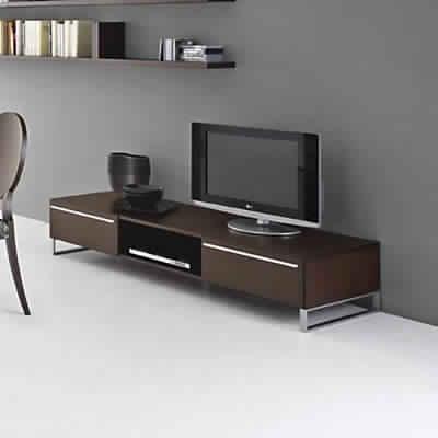 meuble tv alinea wenge meuble tv. Black Bedroom Furniture Sets. Home Design Ideas