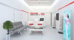 Alamat Servis Center TOSHIBA di Makassar