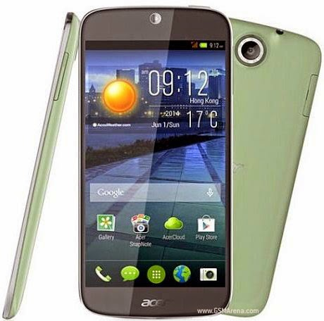 Spesifikasi Acer Liquid Jade