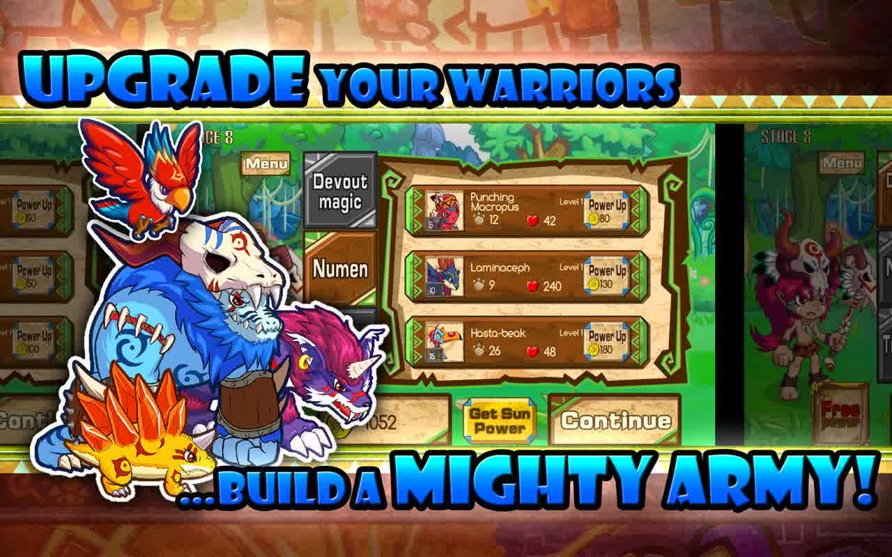Forest Defense 2 Ancient War v 1.0.2 Apk