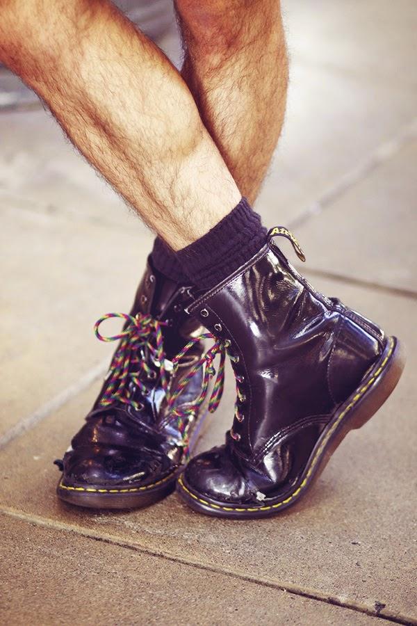 Types of shoes: Dr Martens - Tipos de zapatos: Dr Martens