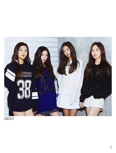 Red Velvet IZE