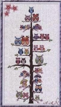 L'albero dei gufi