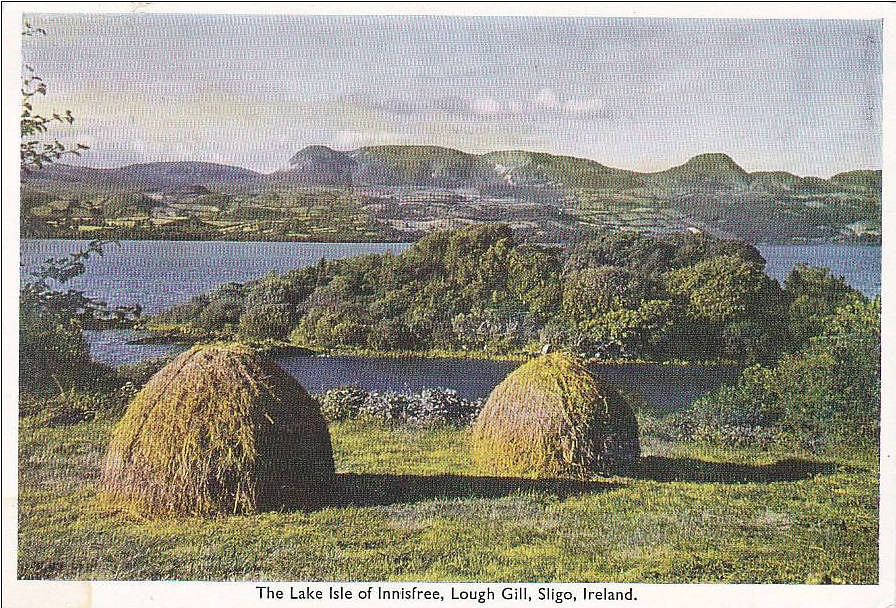 "the lake isle of innisfree A summary of ""the lake isle of innisfree"" in william butler yeats's yeats's poetry  learn exactly what happened in this chapter, scene, or section of yeats's."