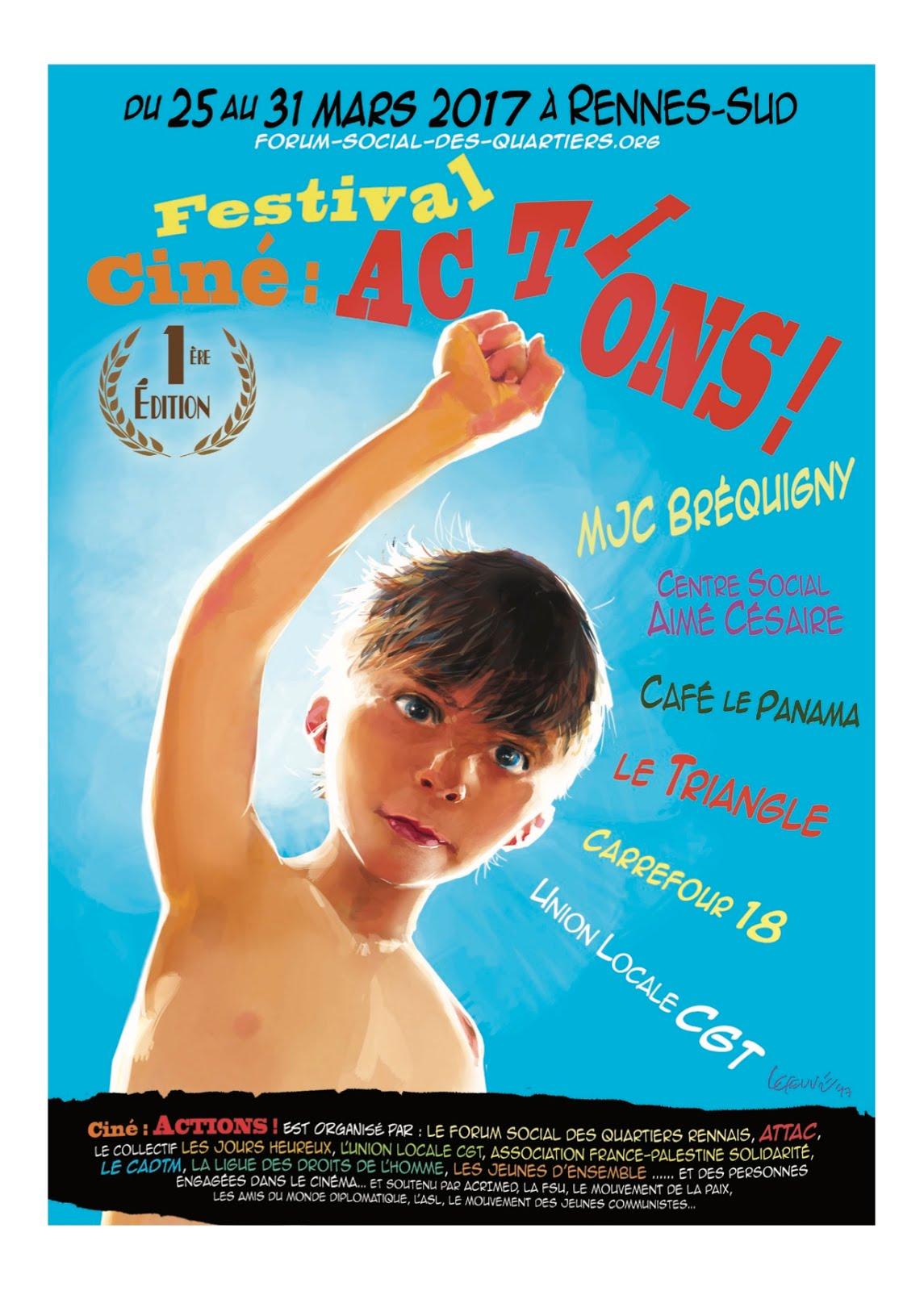Festival Ciné actions