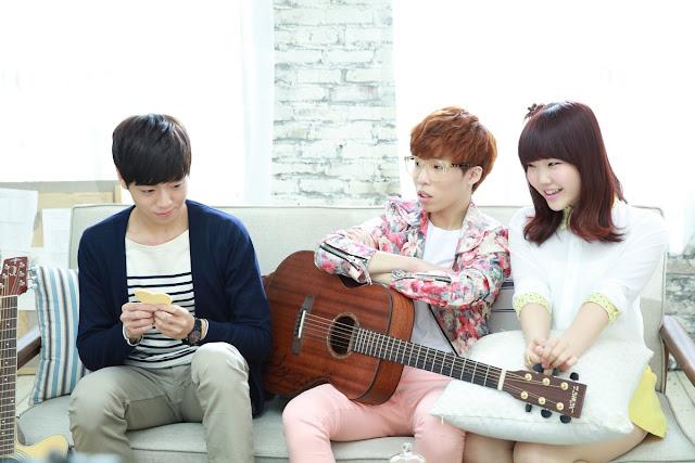 Download Chord Gitar AKMU (Akdong Musician) – I Love U