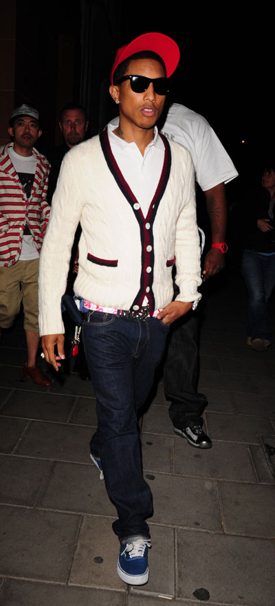dress me style icon pharrell williams