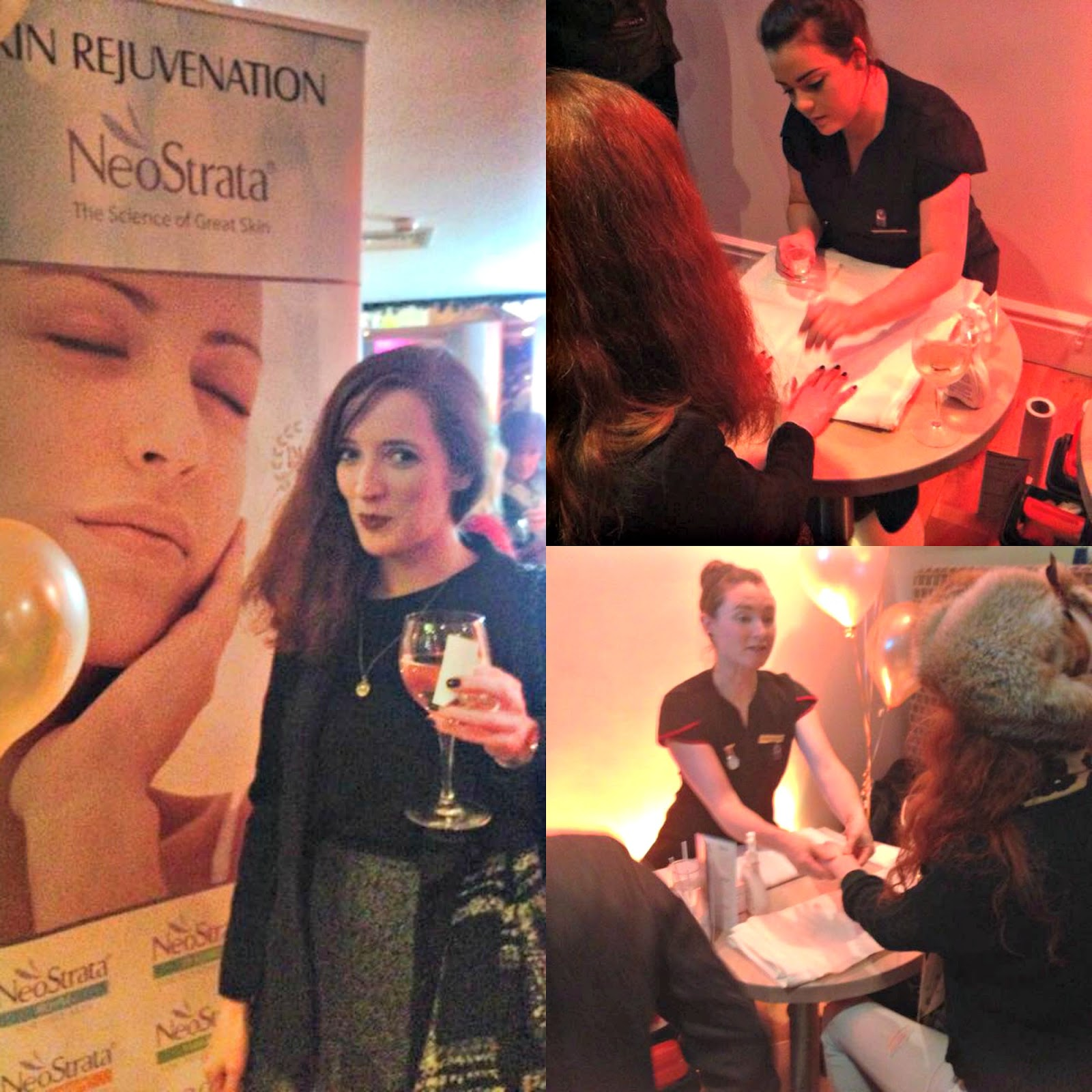 neostrata galway christmas event