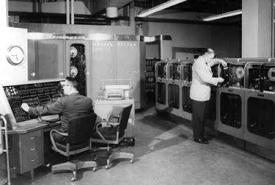 Komputer generasi pertama Contoh dan ciri-ciri nya