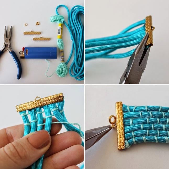 Cara Membuat Gelang dari tali sepatu Mudah Lengkap dengan
