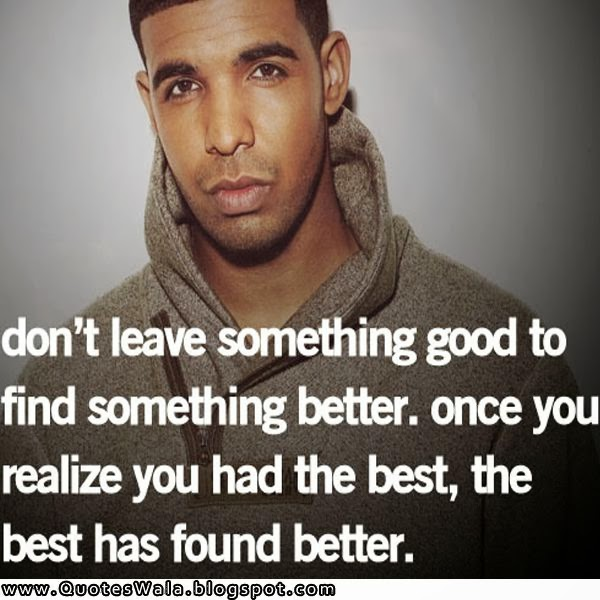 Drake Love Quotes Gorgeous I Love You Drake Quotes