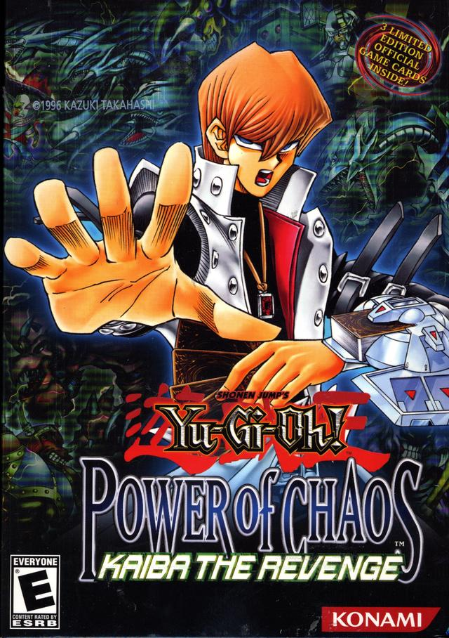 yu gi oh power of chaos kaiba the revenge