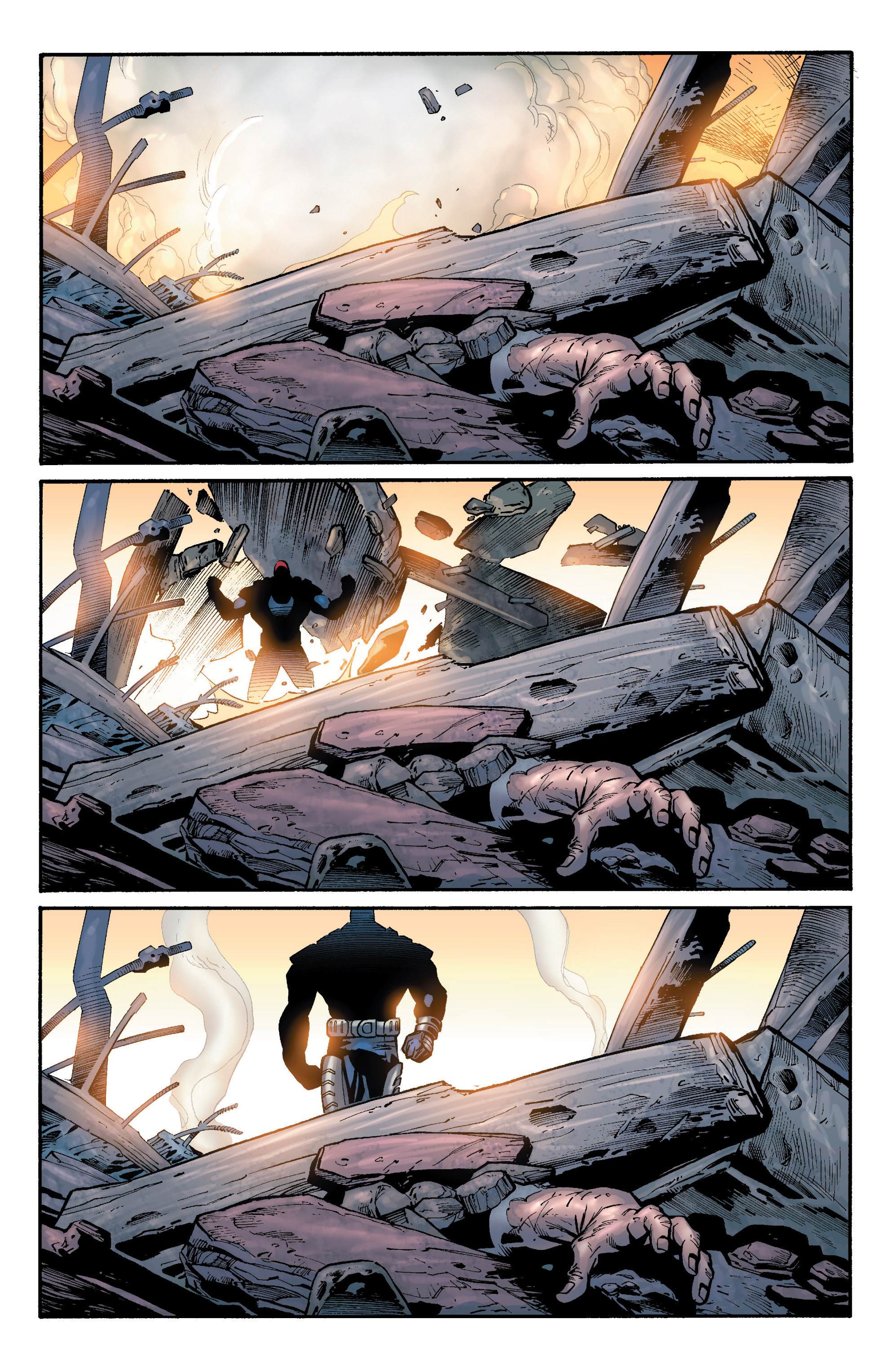 Captain America (2002) Issue #32 #33 - English 14