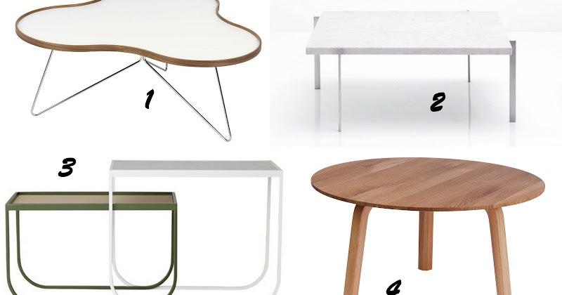 tables basses anna g. Black Bedroom Furniture Sets. Home Design Ideas