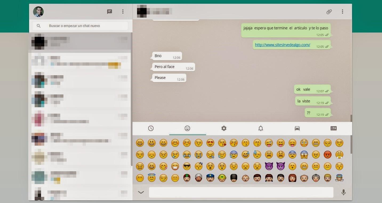 Como usar  WhatsApp  Web,   en tu ordenador