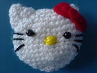 The Best Hello Kitty Crochet Projects - Arte Del Ricamo