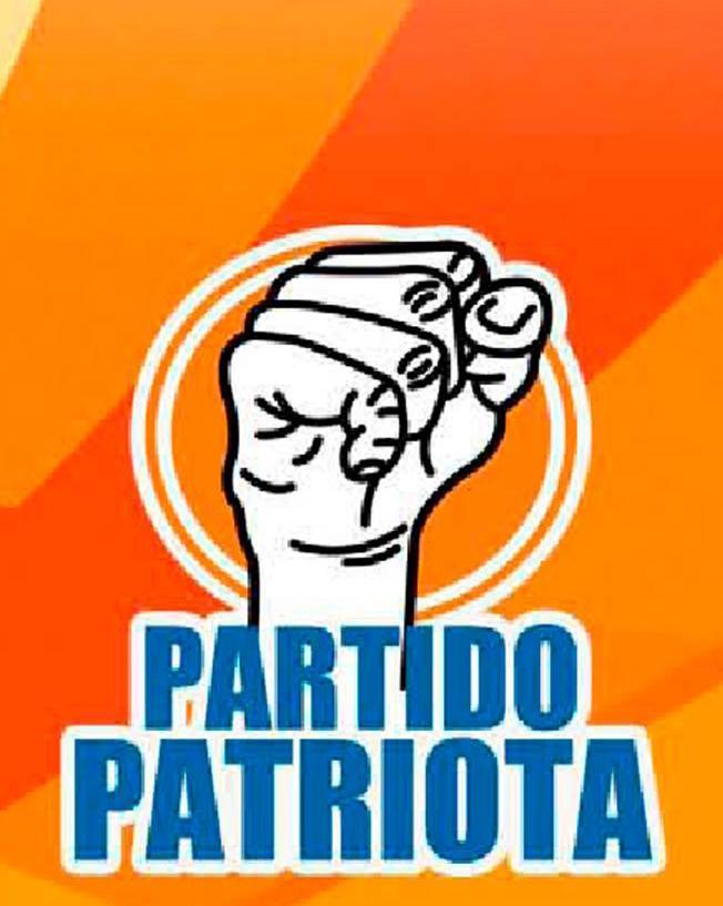 Resultado de imagem para patriotas partido