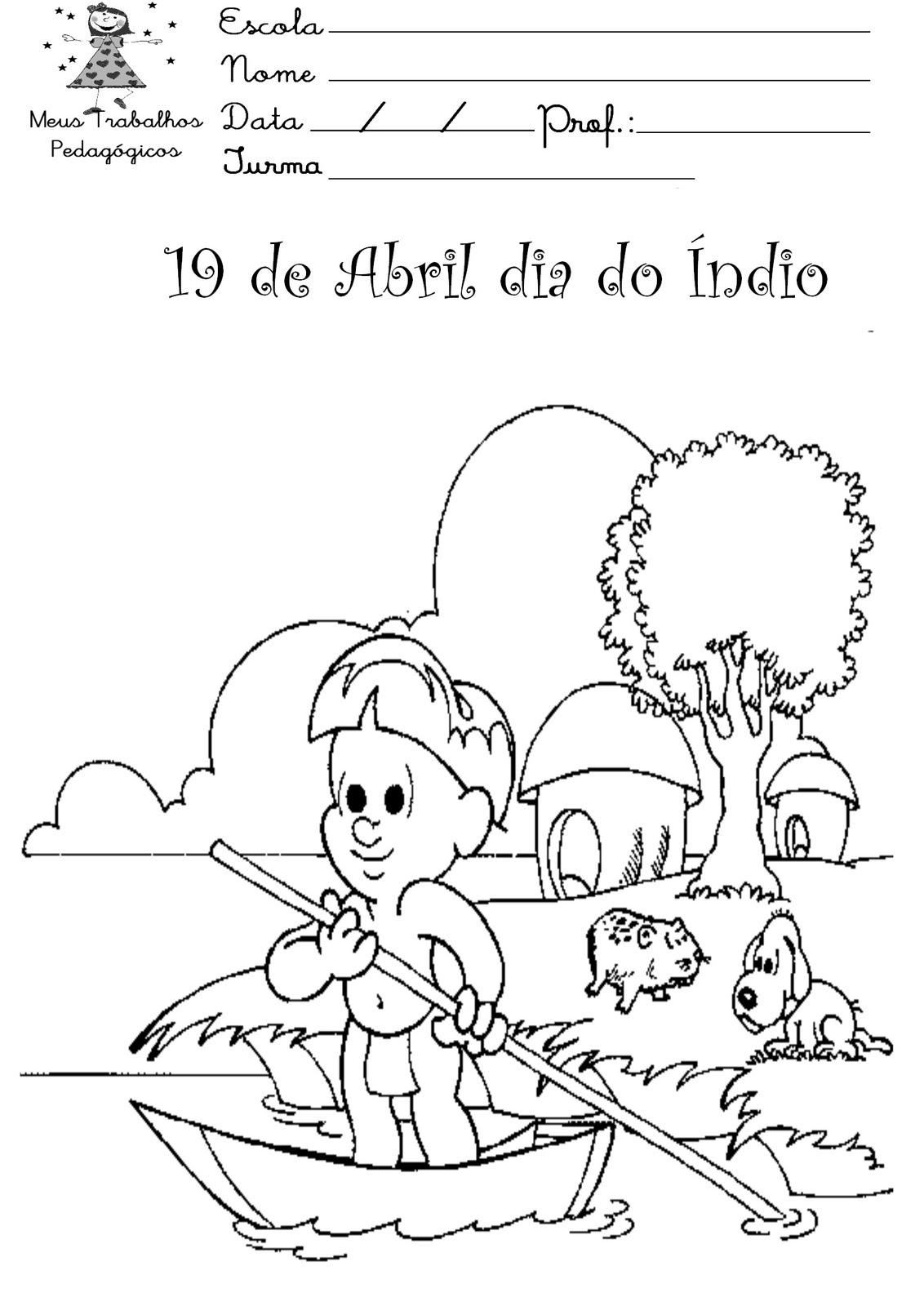 Famoso Hojas Para Colorear Indio Adorno - Ideas Creativas para ...