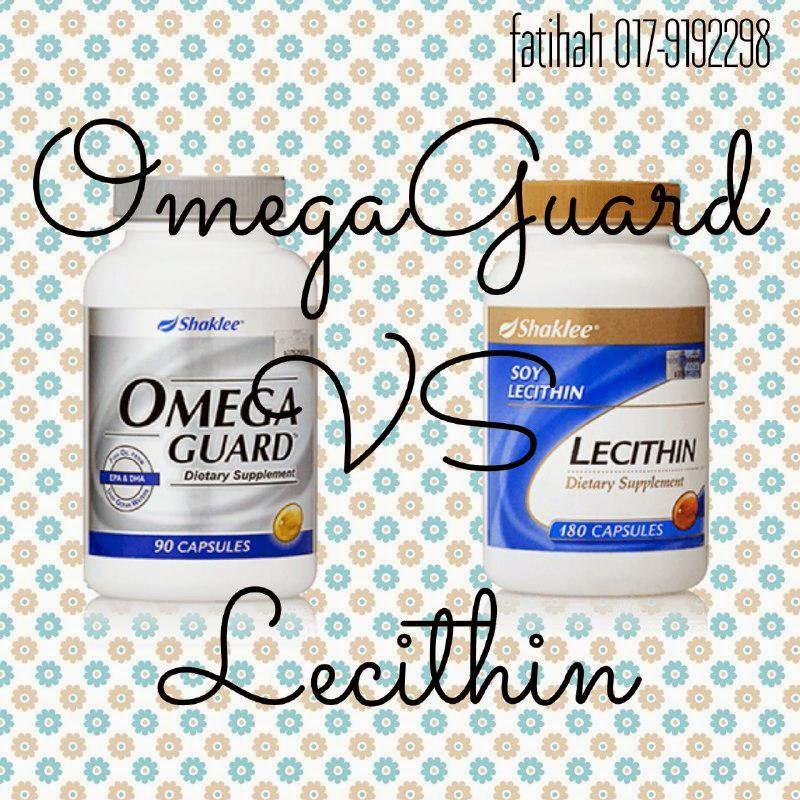lecitin dan omegaguard