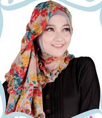 Galeri Model Hijab Modern untuk Pesta