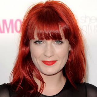 Red Hairstyles Trend 2013