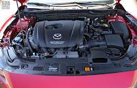 2014 Mazda6 SKYACTIV engine
