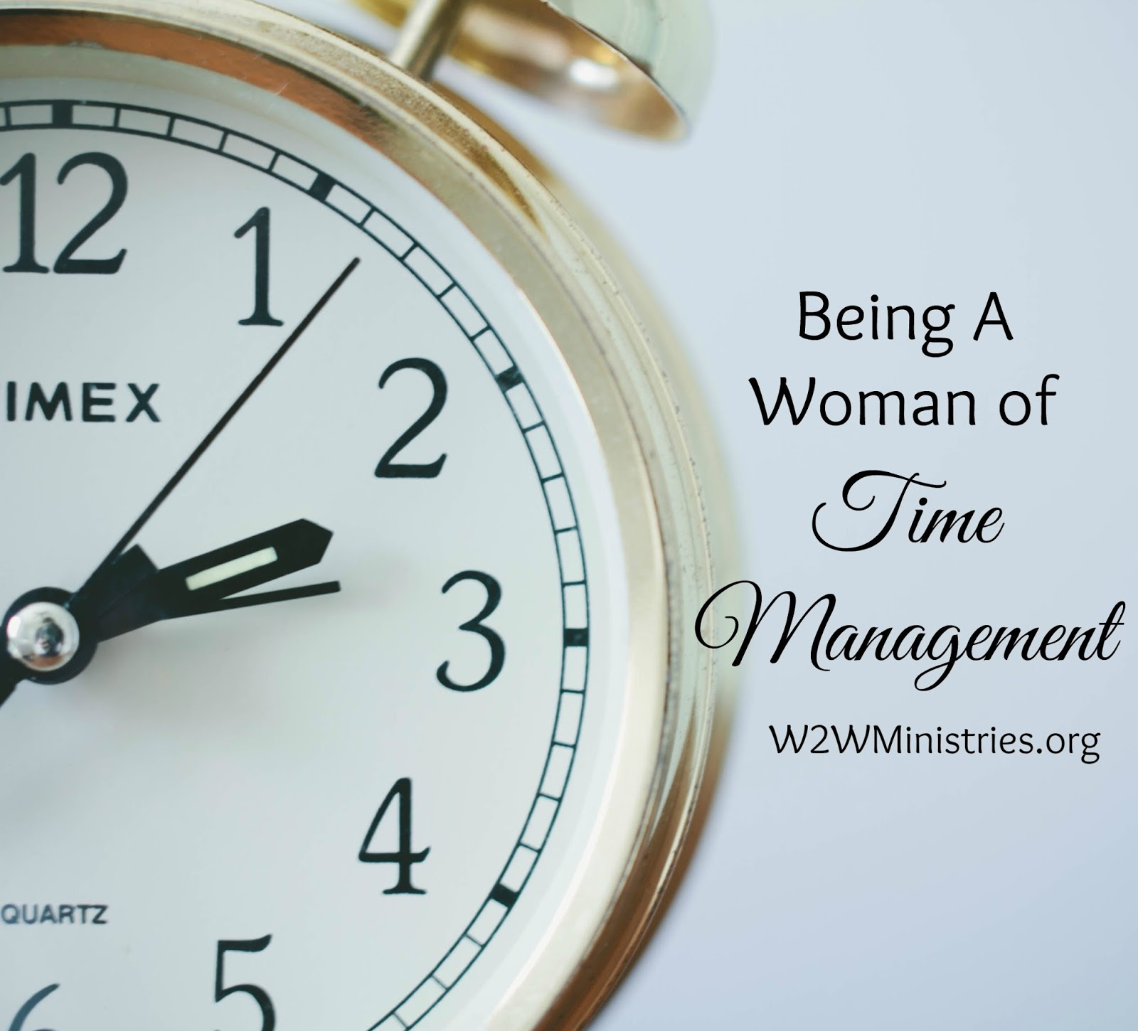 Being a woman of time management. #timemanagement #marriage #family