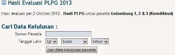 semoga informasi ini bermanfaat untuk peserta PLPG Rayon 114 UNESA