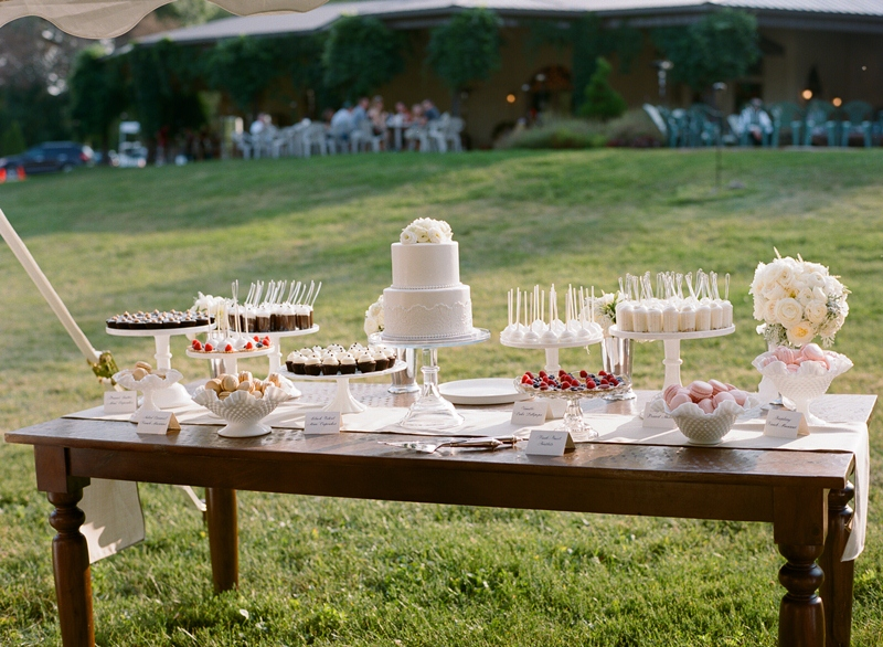 Shiny happy parties mallorca mesas dulces sencillas for Dulce boda
