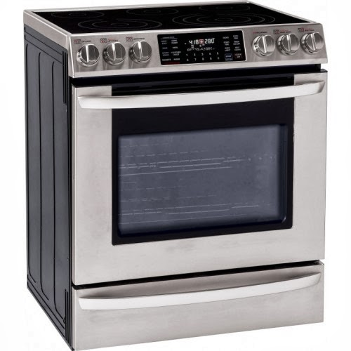 Stainless Steel Stove : ... STAINLESS STEEL STOVE FOR YOUR HOME?  Barcelona Home Appliances
