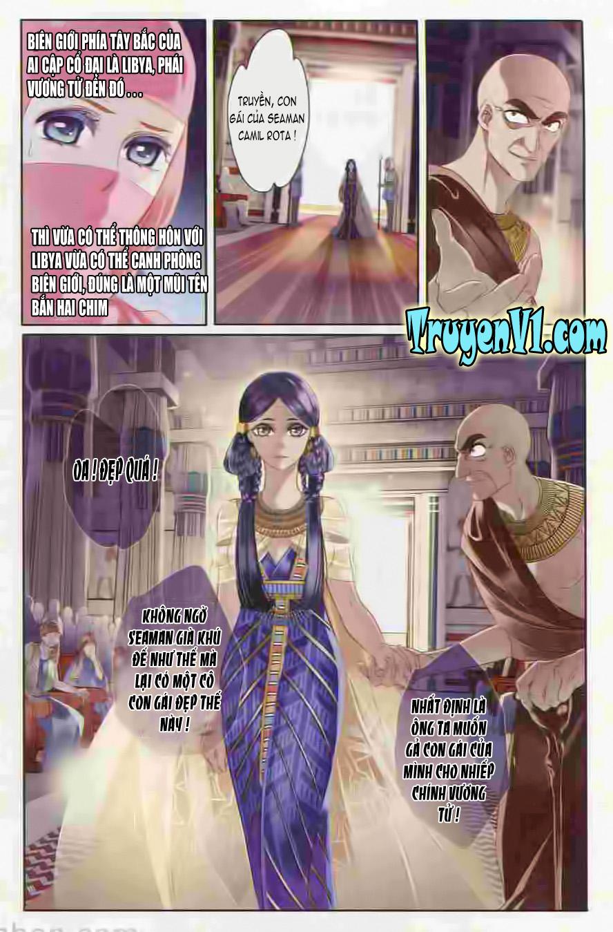 Sủng Phi Của Pharaoh Chap 6