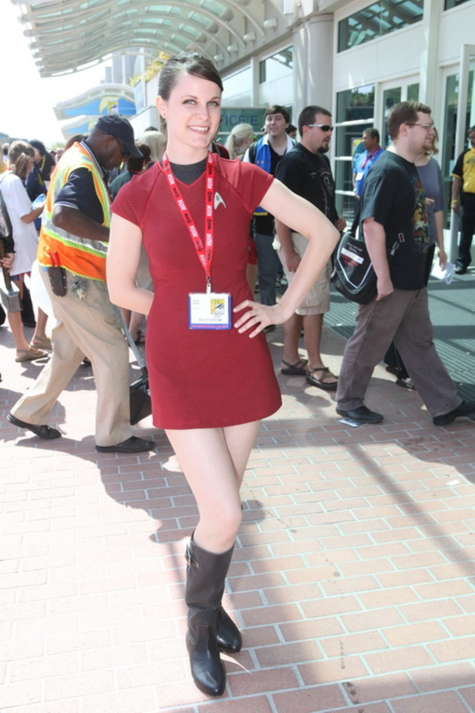 Star trek sexy cosplay girls