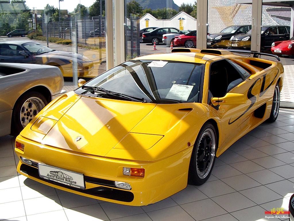 Luxury Lamborghini Cars Lamborghini Diablo Sv