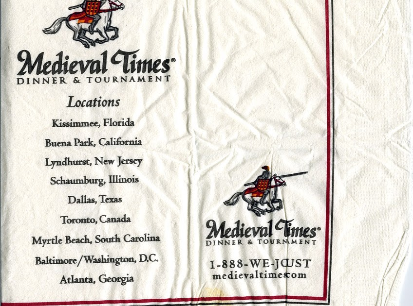 Over the years, Medieval Times Dinner & Tournament has become an iconic part of American culture, and with 9 locations spread across the United States it can offer a great experience to build your next vacation around, regardless of the area you're looking to escape to.