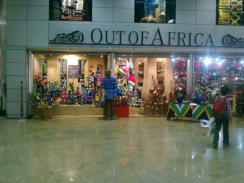Aeroporto Johannesburg : Cinghele come banana eccomi qua